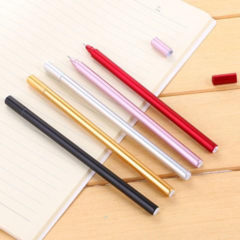 金屬色中性筆